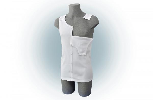 Levi - weißes Herren-Unterhemd